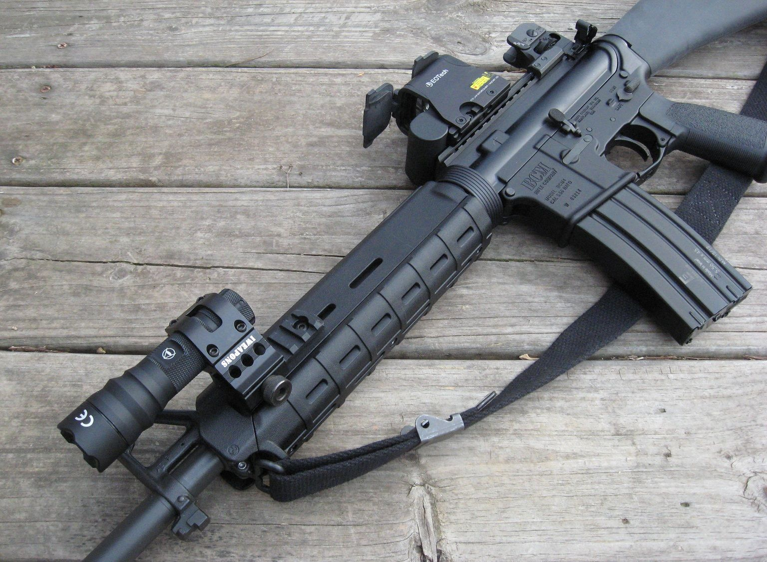What light are you running? - AR-15 Discussion