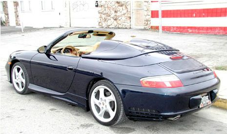 997ish Quot Speedster Quot Rennlist Porsche Discussion Forums