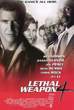 Lethal Weapon 4 dvd rip XviD Rets preview 0