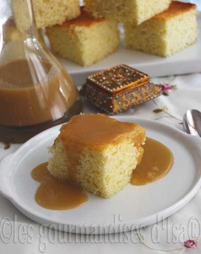 Sauce vanille pour gateau chocolat