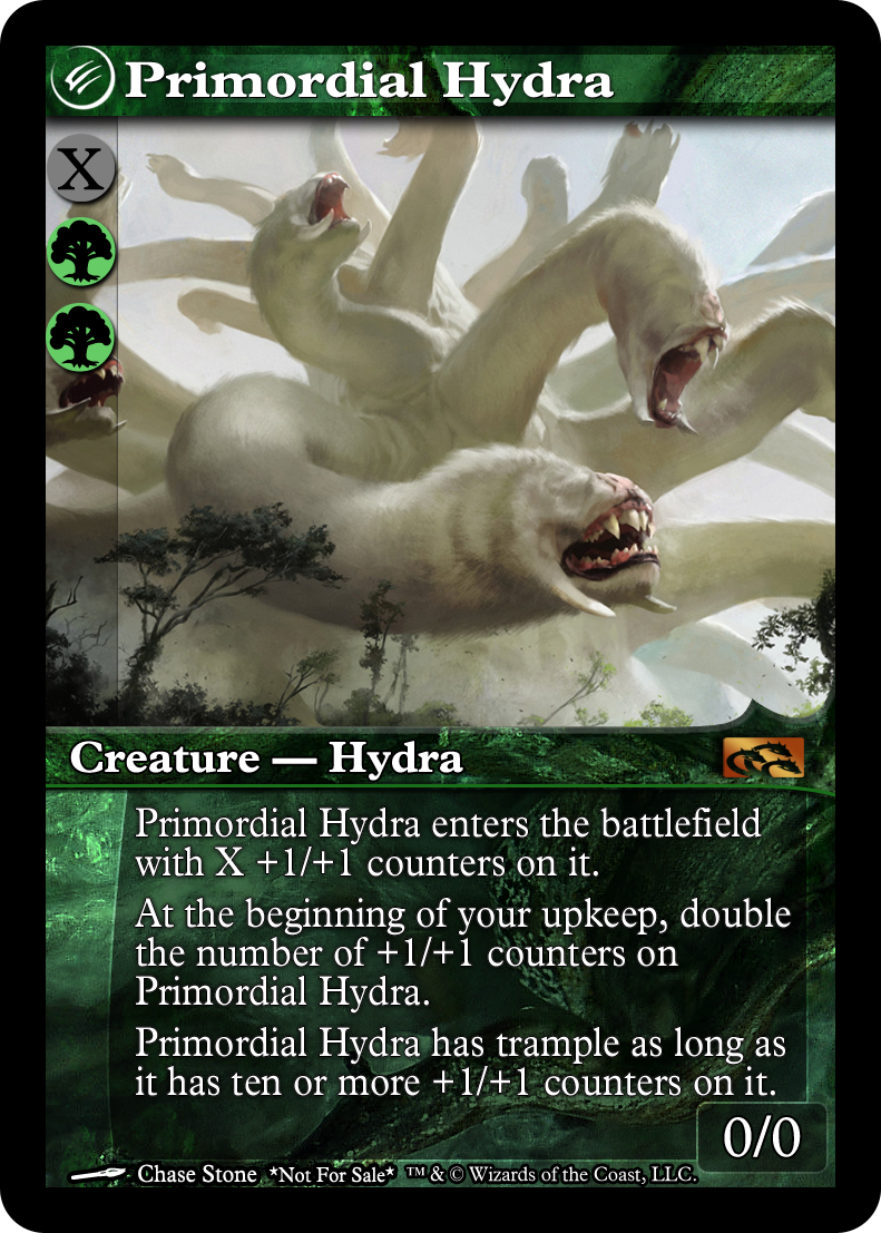 Primordial hydra wallpaper
