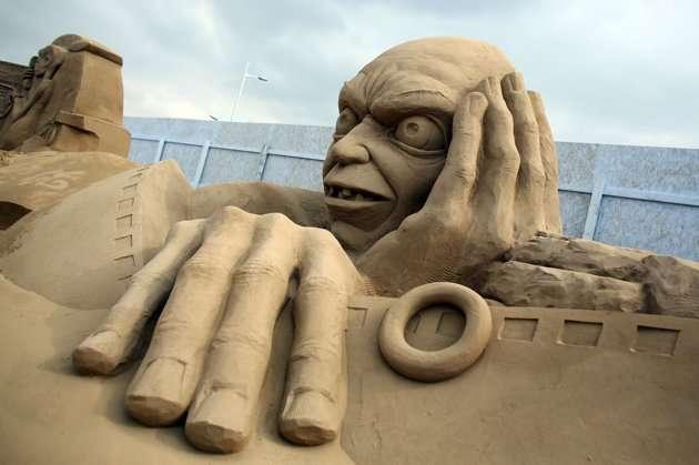164682007jpg020214 - Increíbles esculturas de arena en el Reino Unido