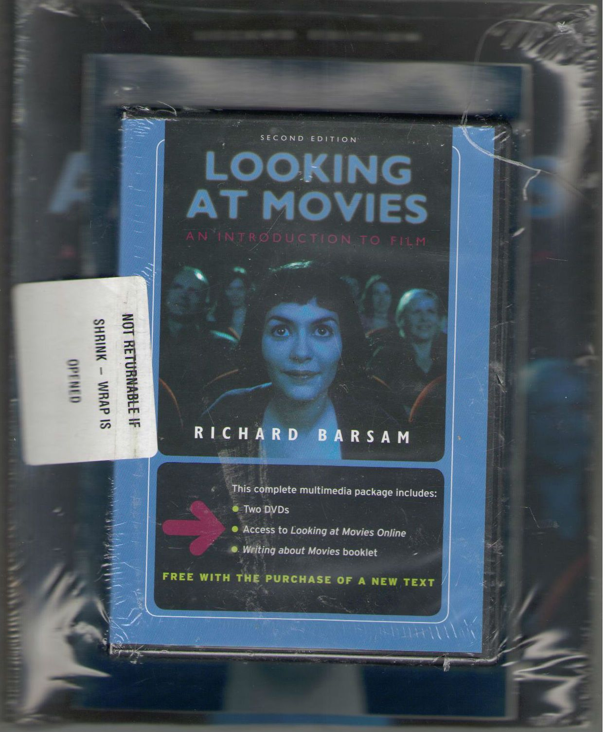 Looking at Movies: An Introduction to Film (Second Edition), Barsam, Richard