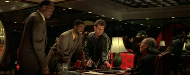 Lethal Weapon 4 dvd rip XviD Rets preview 1