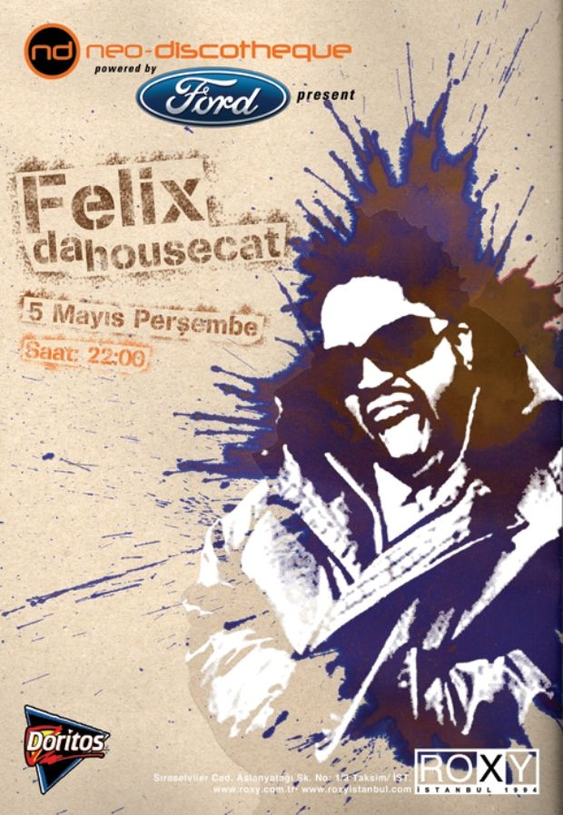 NeoDiscotheque Felix Da Housecat