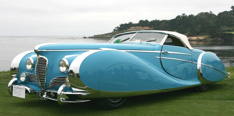 Delahaye Only Cars And Cars