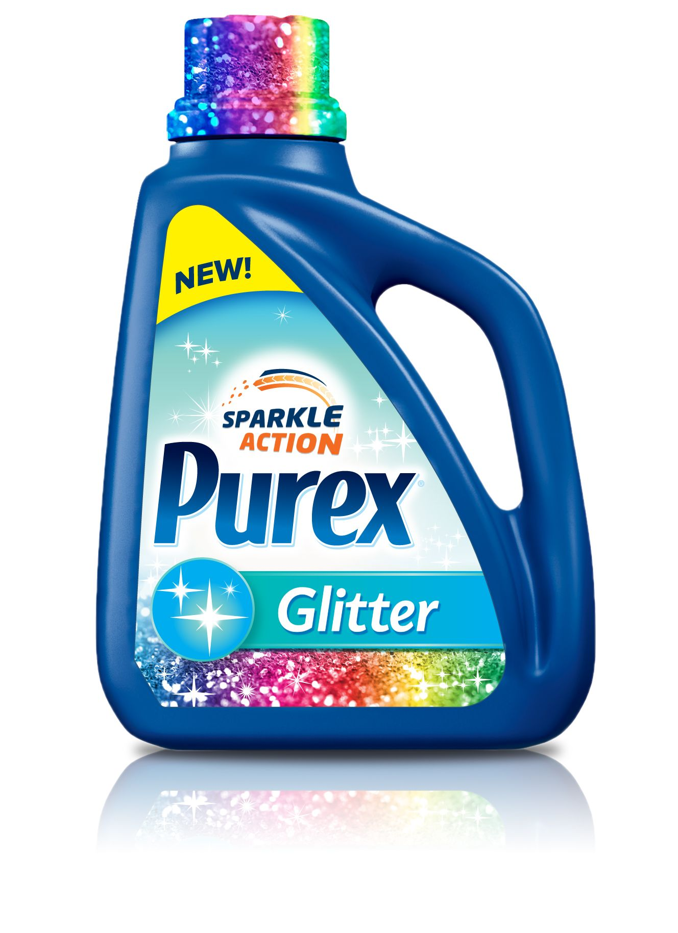 Introducing New Purex Glitter Detergent Purexinsiders